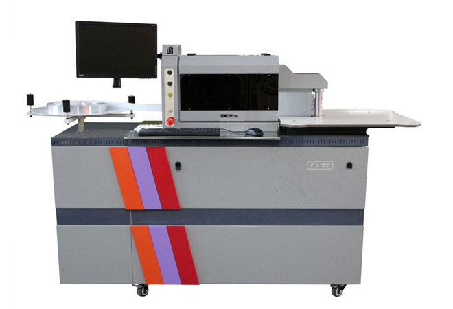 FN-160 Aluminum Channel Letter Bending Machine