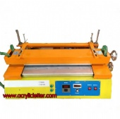 1mm to 15mm acrylic bending machine