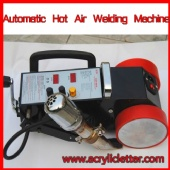 Automatic Hot Air Welding Machine