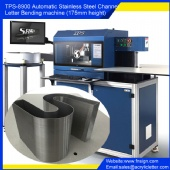 TPS-S8900 Automatic Channel Letter Bender Machine